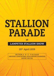 Stallion Parade 2019